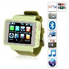 2012 watch phone K1 with 1.8 TFT display handwritten touchscreen