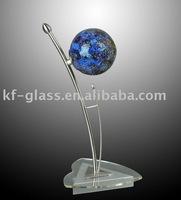 glass mosaic table lamp&desk lamp