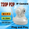 720P IR IP Security Camera 1.3 Megapixel IP Camera Robot