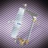 HRC1 Series 30-36kV 100-200A Polymer Dropout Fuse Cutout