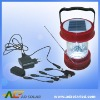 solar camping lantern,Led emergency lamps with radio&phone charger AD-SCP-03E