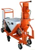 Mortar putty shotcrete machine