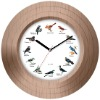 12 singging Bird Clock