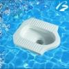 Porcelain Sanitary Ware Squatting Pan WC