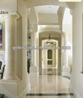 Decorative house porch columns pillars
