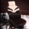 Merino sheepskin car seat cover oem
