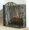 2012 new home decoration metal folding screen