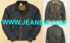 JEANEW denim woven Men's Jacket
