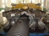 HUASU PE Double Wall Corrugated Pipe Extrusion Line