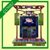 Dance practising game machine Super Dance Station 5