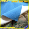 White softshell winter coat fabrics