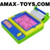 edu-011605 fax machine mini toys fax machine with a drawing board