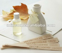 Fragrance Reed Diffuser with Special Wooden Stickers