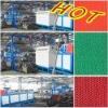 PVC carpet production line