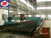 NC cutting machine for welding parts
