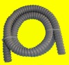 plastic drain hose of washing machine