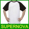 Plain sublimation polyester t shirts