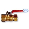Single-jacketed Coupling Ball Valve