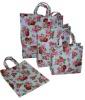 China Factory Simply Fashion pvc shopping bag