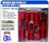 wrench and pliers set