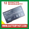 For HP Omnibook 6000 Series&Pavilion N6000 Series Battery