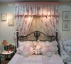 art bed,wrought iron bed,bedroom bed