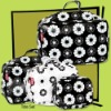 Tote PVC cosmetic bag set, fashionable makeup bag JDK-CB807