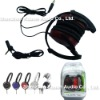 Original ath-FC700 Folding Cup Headphones for mp3, mp4, CD and game player