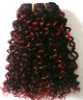 Human Hair Weaving, human hair wefts, deep Jerry curl wig