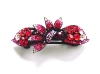 fashion floral magnificent barrette,ponytail clip, hairy-A-081007