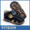 baby shoes with leather upper and nice design