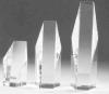 Crystal blank cubes