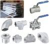 valve pipe fittings (ball valves, stainless steel valves)