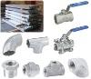 valve pipe fittings (ball valves, stainless steel valves)