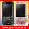 SA100,magic voice mobile phone with TV,JAVA,dual camera,3.0 touch