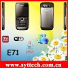 [L011]Manufactory-gsm tv mobile phone+E71
