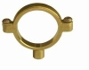 split ring hanger   brass fitting