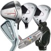 new arrival high quality 775 golf  complete club set with full clubs(3w+9I+1P)+bag