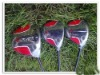 high quality big bertha 460 driver + 3# wood + 5# Fairway Woods golf club set stiff
