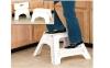 fold standing stool