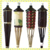 bamboo torch &garden torch /decorative torch