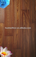 Antique V-Groove laminated wood flooring