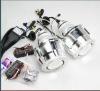 3.0 inch H4 hid bi-xenon projector lens