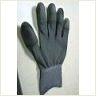 Glove .13G Grey Nylon Liner, Fingertop coated Finger Glove