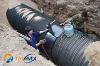 Steel Reinforced Spirally High Density Polyethylene Pipe