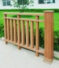WPC Outdoor fence (Railing)