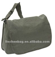 Classic Canvas Paratrooper Messenger Bag