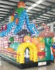 2011 inflatable castle (outdoor playground)