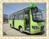 Safety drive 7M dongfeng city bus