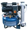 Dental Oilless Air Compressor YJ-185-D Dental Equipment